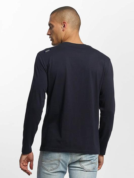 Oxbow Longsleeve Tarbo blau