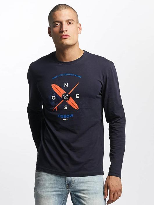 Oxbow Longsleeve Tarbo blue