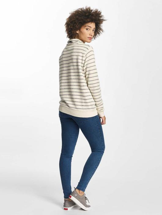 Oxbow Pullover Siora High Collar weiß