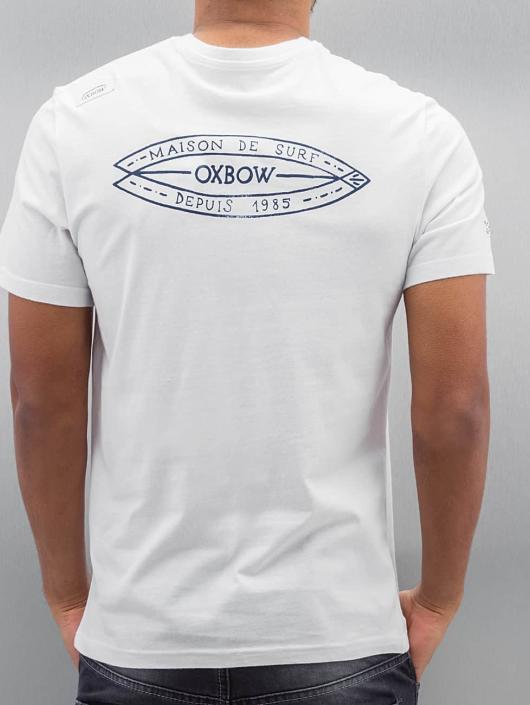 Oxbow T-Shirt Tatinga blanc