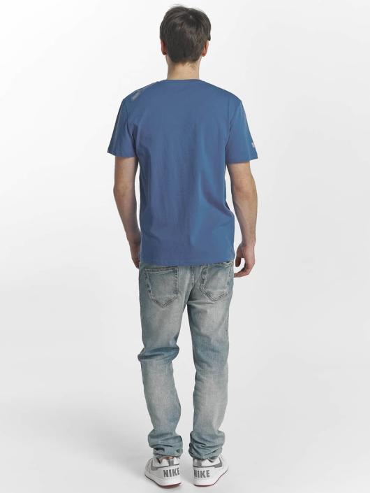 Oxbow T-shirt Tiglio blu