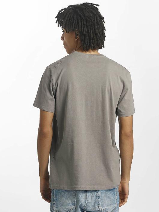 Oxbow T-shirt Tanaro grigio