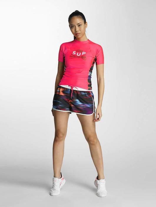 Oxbow T-Shirt Slash Rash magenta