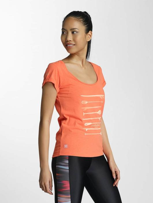 Oxbow T-Shirt Stacey orange