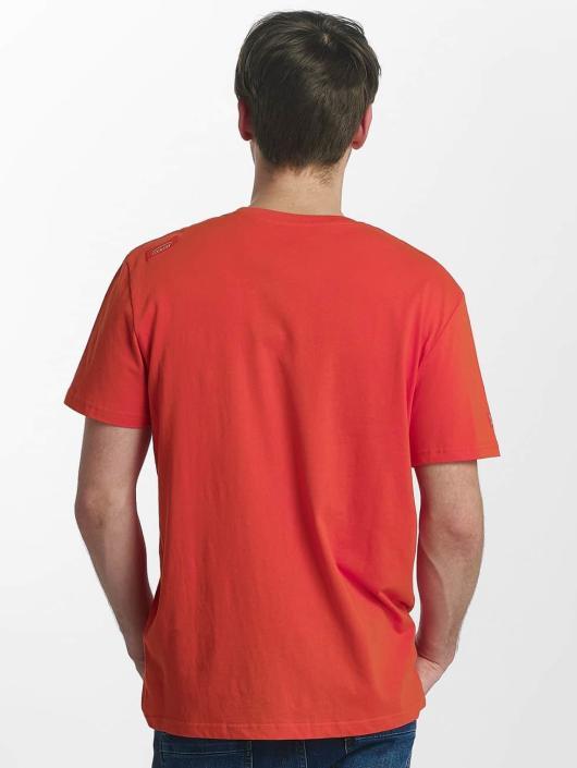 Oxbow T-shirt Tiglio rosso