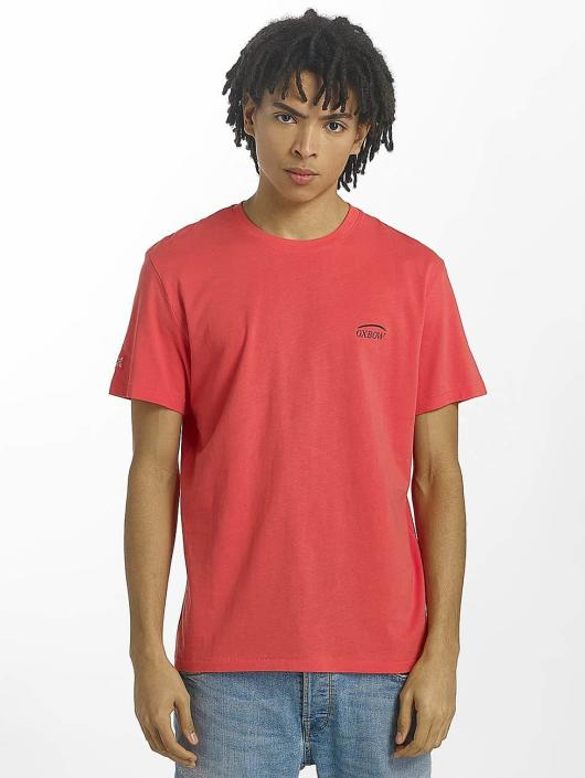 Oxbow T-shirt Toceno rosso