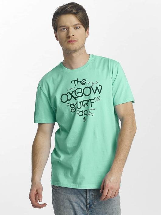 Oxbow T-shirt Tiglio turchese