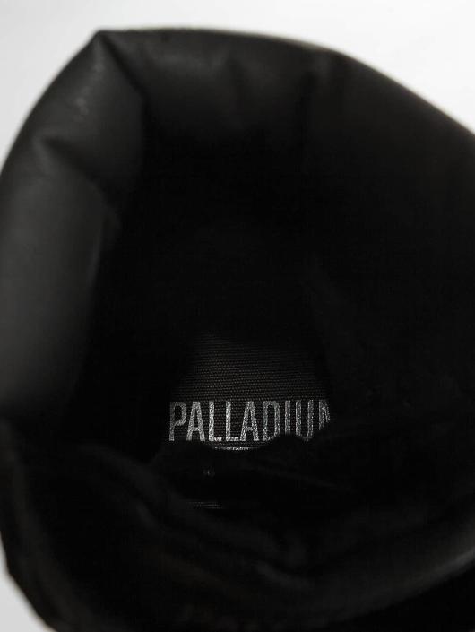 Palladium Kozaki Pampa Hi Knit LP Camo czarny