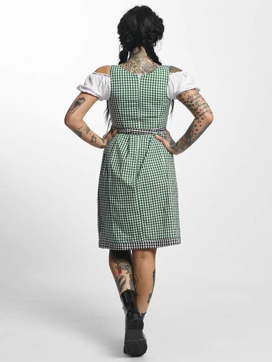 Paris Premium Dress Traditional II green