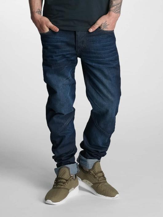 Paris Premium Dżinsy straight fit NORF niebieski