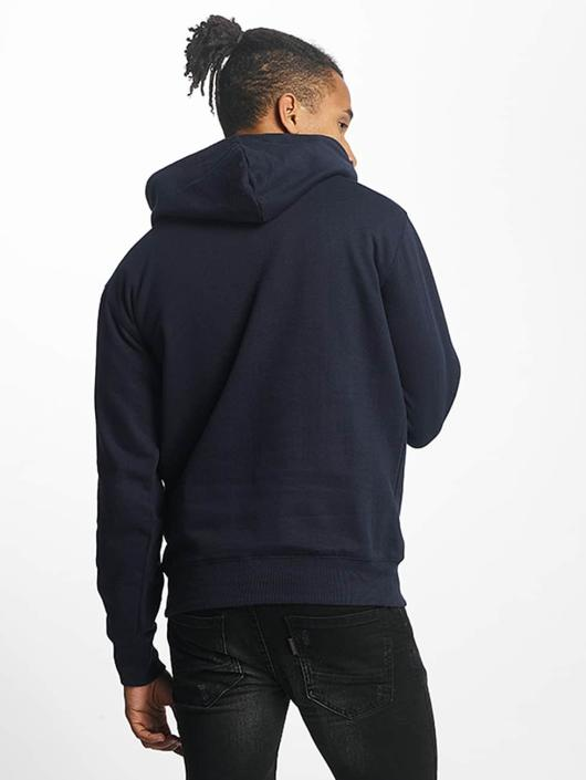 Paris Premium Hoodies Basic blå
