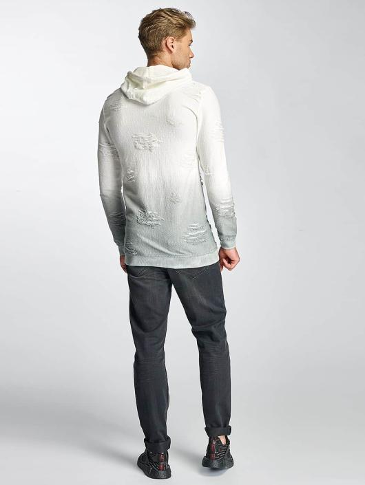 Paris Premium Hoodies Two Tone grå