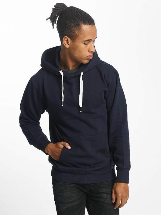 Paris Premium Hoody Basic blau