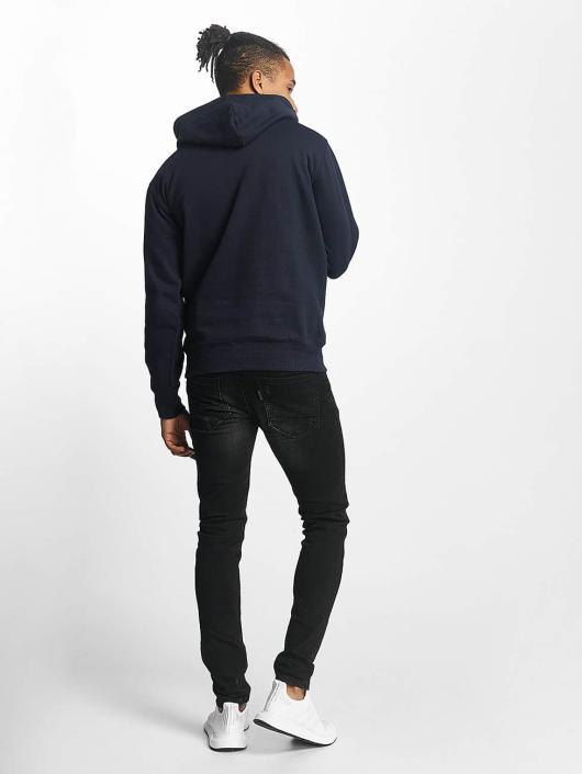 Paris Premium Hoody Basic blauw