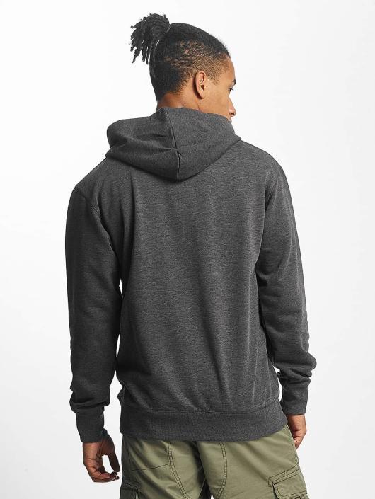 Paris Premium Hoody Basic grijs