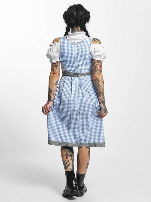 Paris Premium jurk Traditional blauw