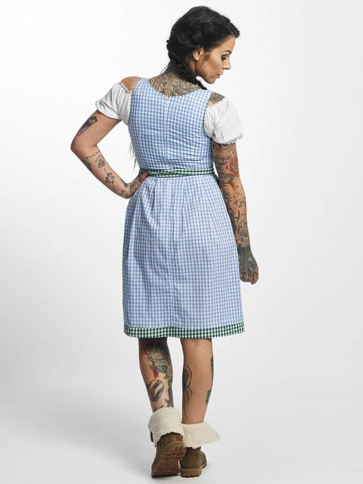 Paris Premium Kleid Traditional II blau