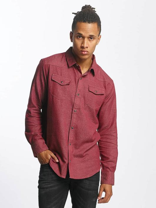 Paris Premium Koszule Alakea czerwony