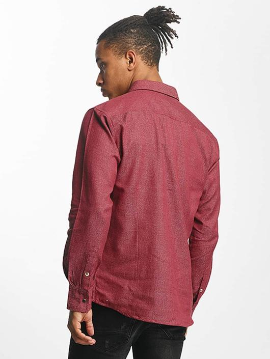 Paris Premium overhemd Alakea rood