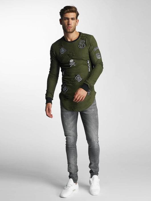 Paris Premium Pullover 5 green