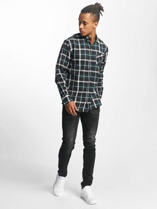 Paris Premium Skjorte Manoa grøn