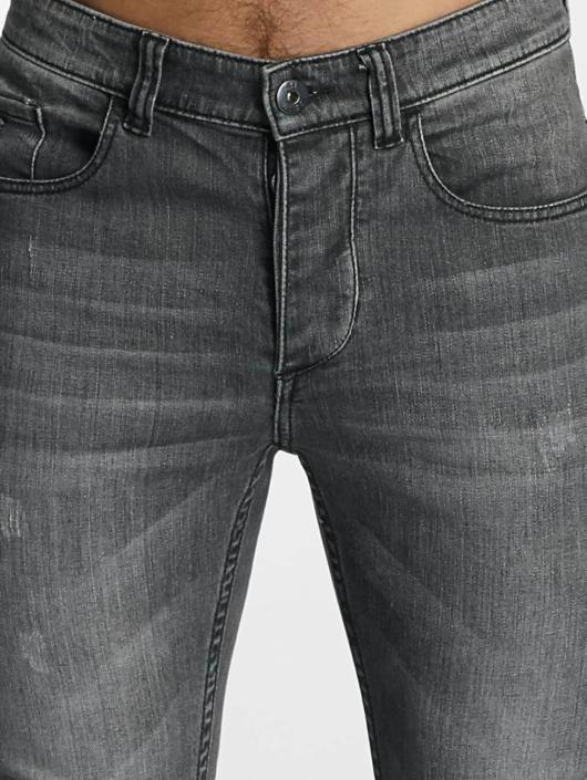 Paris Premium Slim Fit Jeans Almond grau
