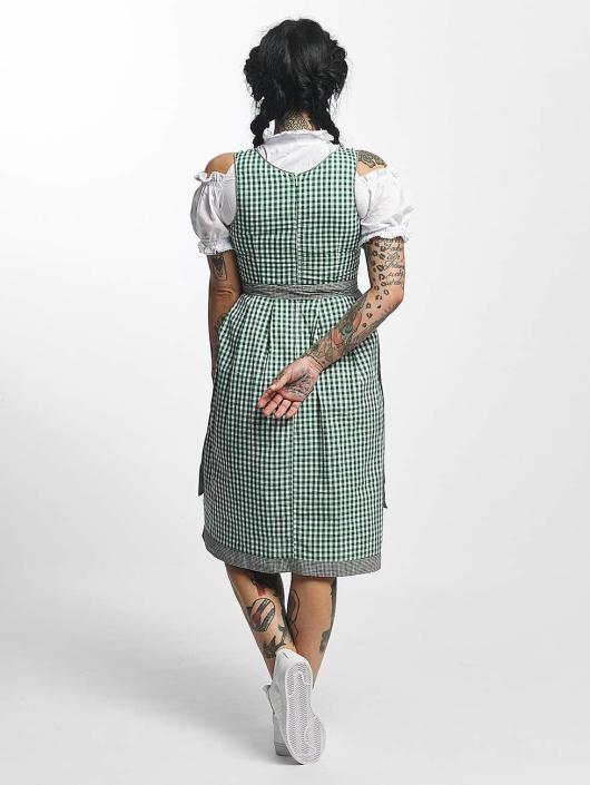 Paris Premium Sukienki Traditional zielony