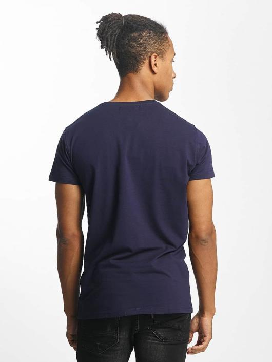 Paris Premium t-shirt Fuel & Gas blauw