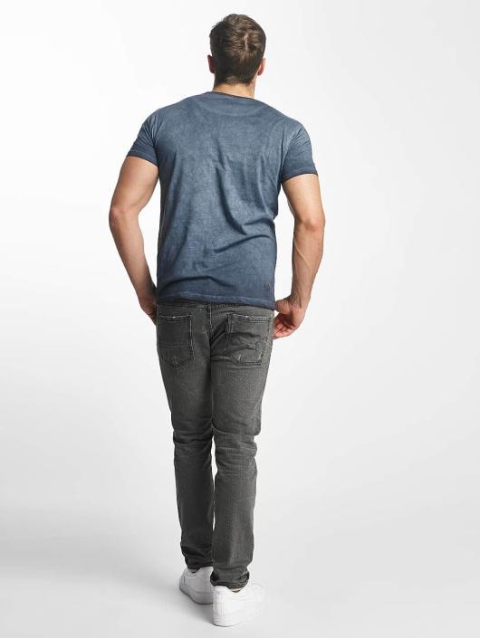 Paris Premium T-Shirt To Die or not to Die bleu