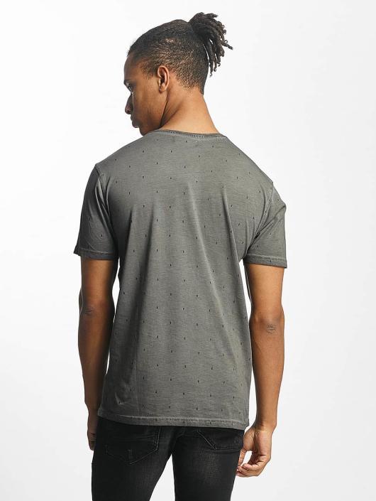 Paris Premium T-Shirt Logo grau
