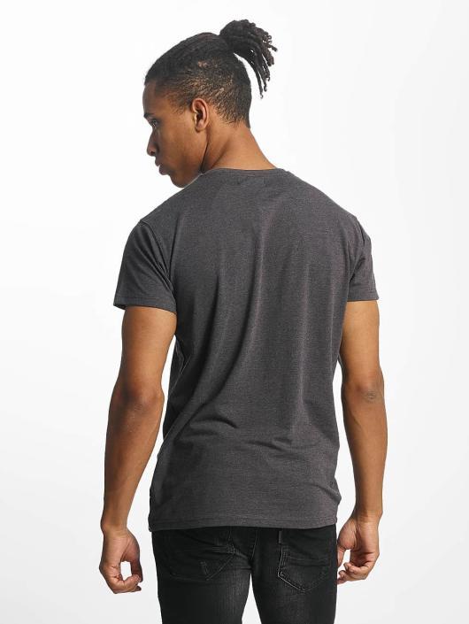 Paris Premium T-Shirt Fuel & Gas grau