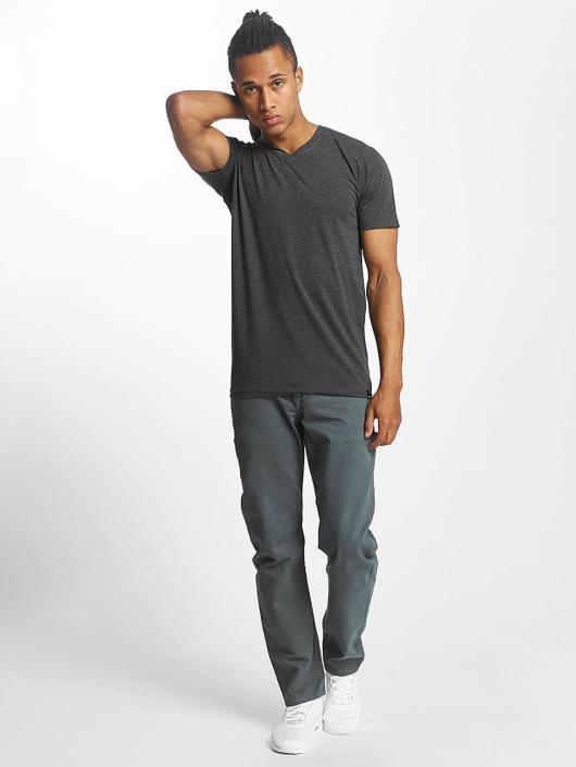 Paris Premium T-Shirt Basic grau