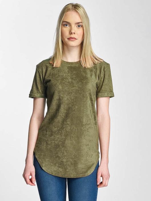 Paris Premium T-Shirt Pero green