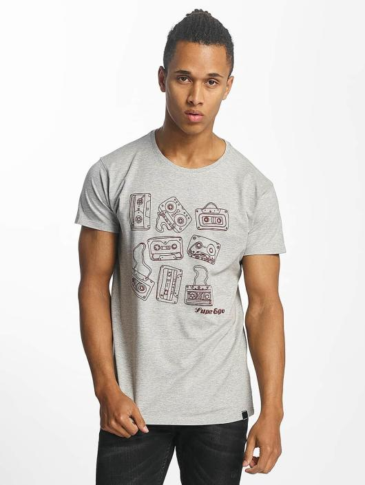 Paris Premium T-Shirt Tapes grey