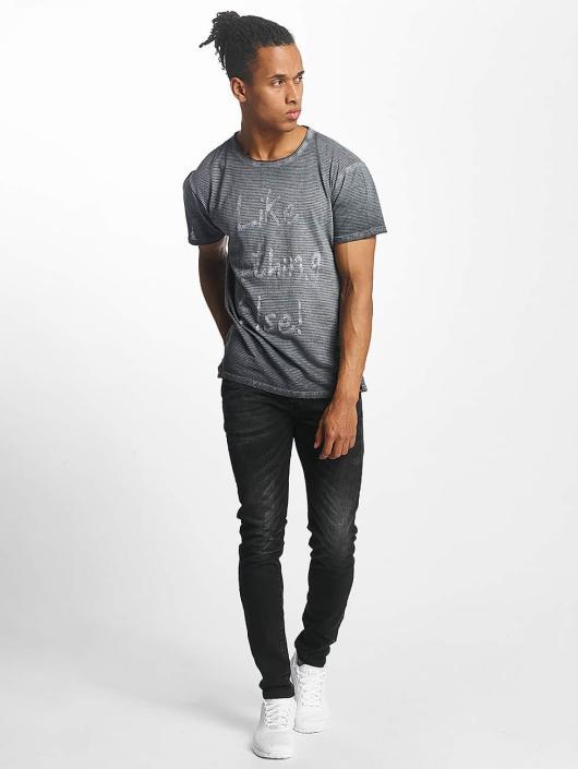 Paris Premium T-Shirt Like Nothing Else grey