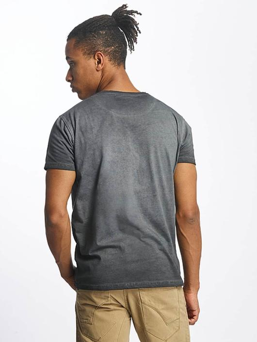 Paris Premium T-Shirt Guitar grey