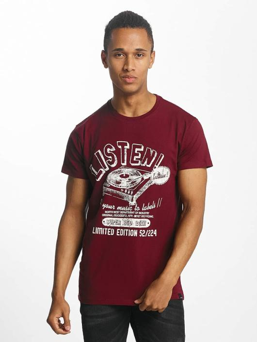 Paris Premium t-shirt Listen! rood