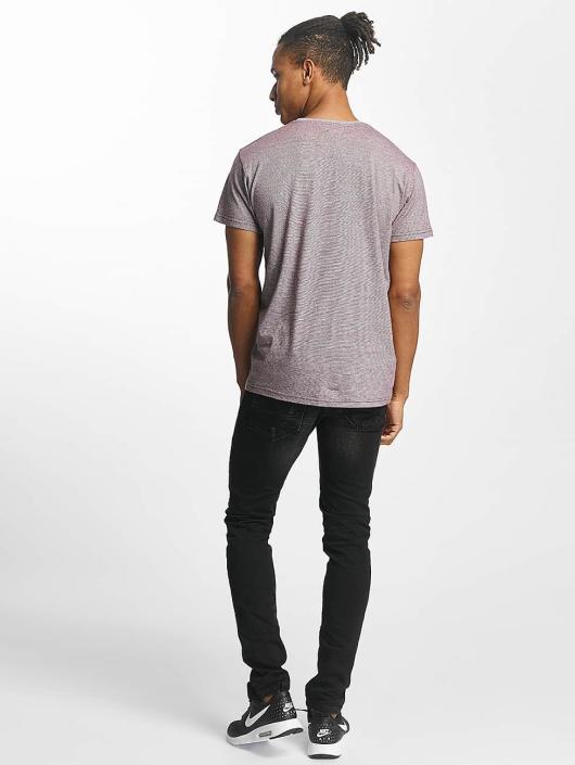 Paris Premium t-shirt Stripe rood