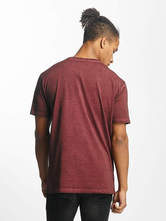 Paris Premium T-Shirt Logo rot
