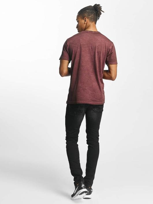 Paris Premium T-Shirt Get on with it rouge