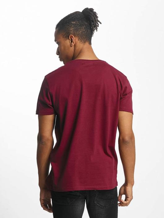 Paris Premium T-Shirt Old School rouge