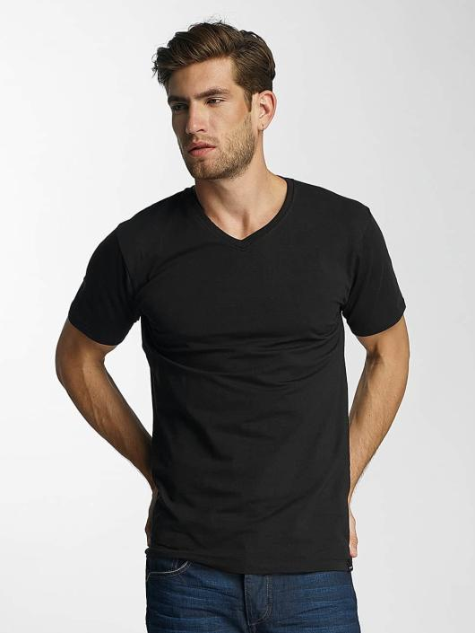 Paris Premium T-Shirt Basic schwarz