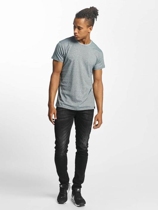 Paris Premium t-shirt Stripe turquois
