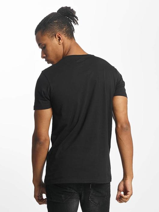 Paris Premium t-shirt Life is a Journey zwart