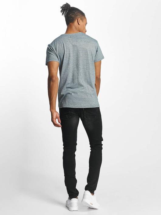 Paris Premium T-shirts Stripe grøn