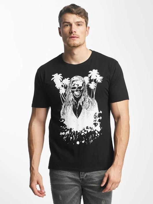 Paris Premium T-shirts Paradise sort