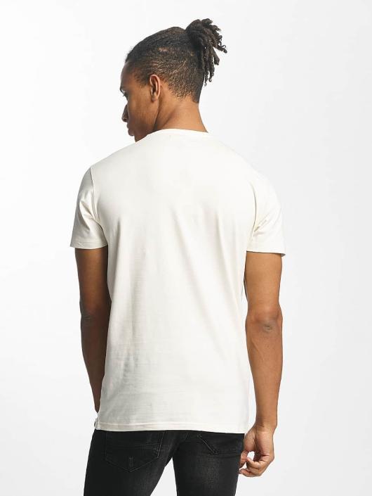 Paris Premium T-Shirty Big Logo bialy