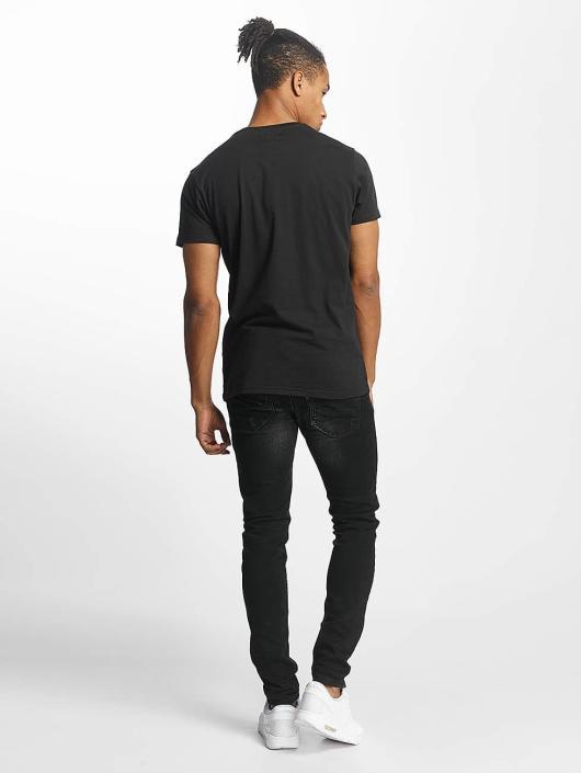 Paris Premium T-Shirty Attitude is everything czarny