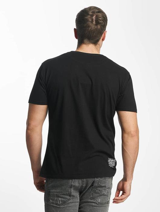 Paris Premium T-Shirty Paradise czarny