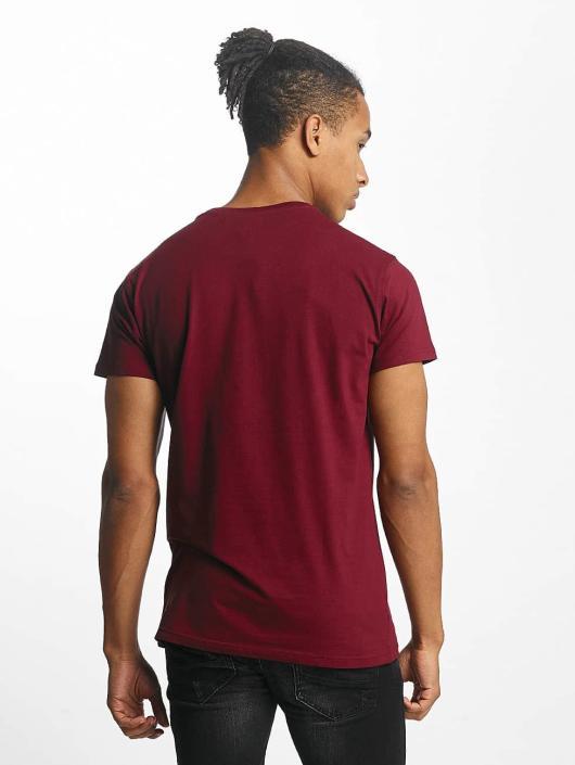 Paris Premium T-Shirty Listen! czerwony